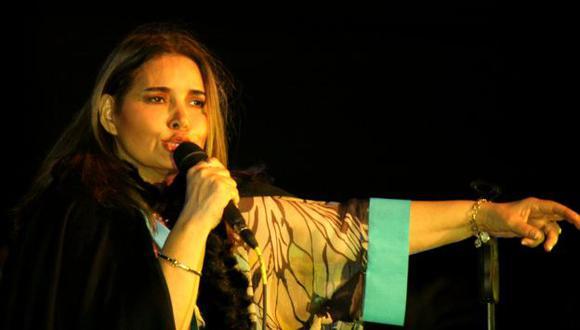 Artista ofreció un gran recital. (Fabiola Valle)