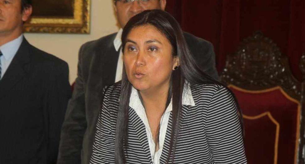 La jueza suprema Rosa Vera aseguró que defendió el pedido de traslado, tal y como solicitó César Hinostroza, en cumplimiento de sus funciones. (Foto: Poder Judicial)