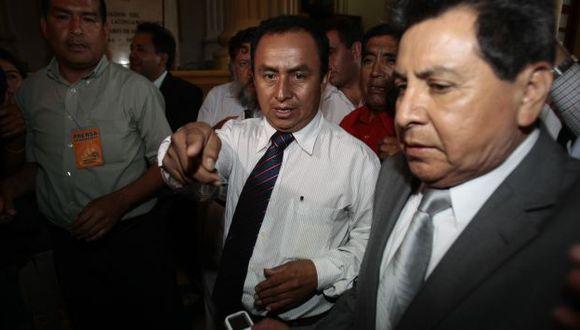 Mientras Santos hace política antiminera, el narcotráfico hace de las suyas en su región. (Rafael Cornejo)
