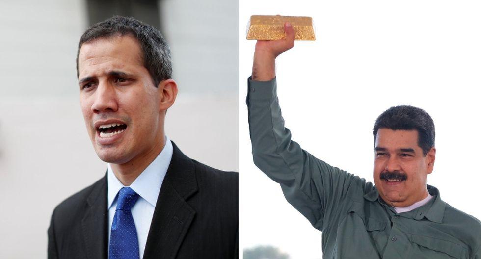 Guaidó denunció que el chavismo busca trasladar dinero a Uruguay (Reuters).
