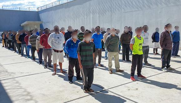 Más de 130 internos vencieron al COVID-19 en penal de Cajamarca (Foto: INPE)