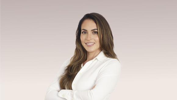 Asceli Rabasa postula al Parlamento con el Nº 10 de Victoria Nacional. (Foto: Difusión)