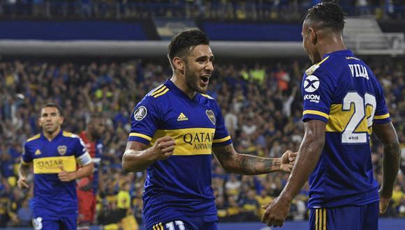 Boca Juniors visitará a Godoy Cruz como campeón de la Superliga. (Foto: AFP)