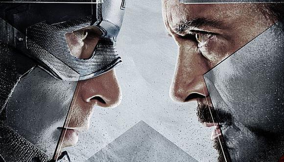Dos antiguos amigos convertidos ahora en enemigos, esa es la premisa de Civil War. (Difusión)