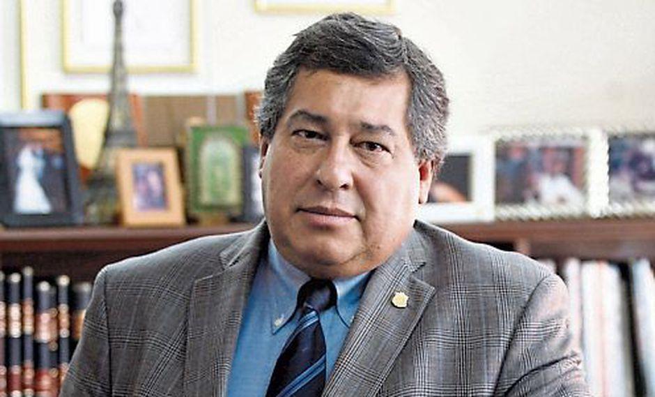 """Aníbal Quiroga: """"Informe emitido es incorrecto"""". (USI)"""