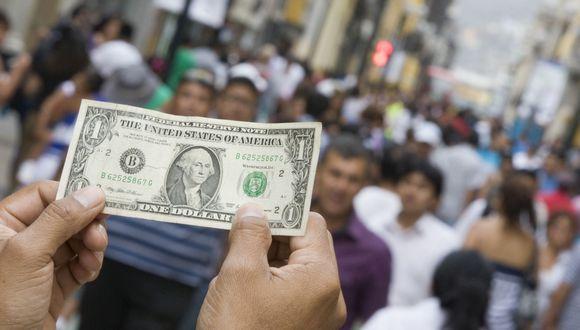 En lo que va del 2018, el dólar acumula una ganancia de 4.17%. (Foto: USI)