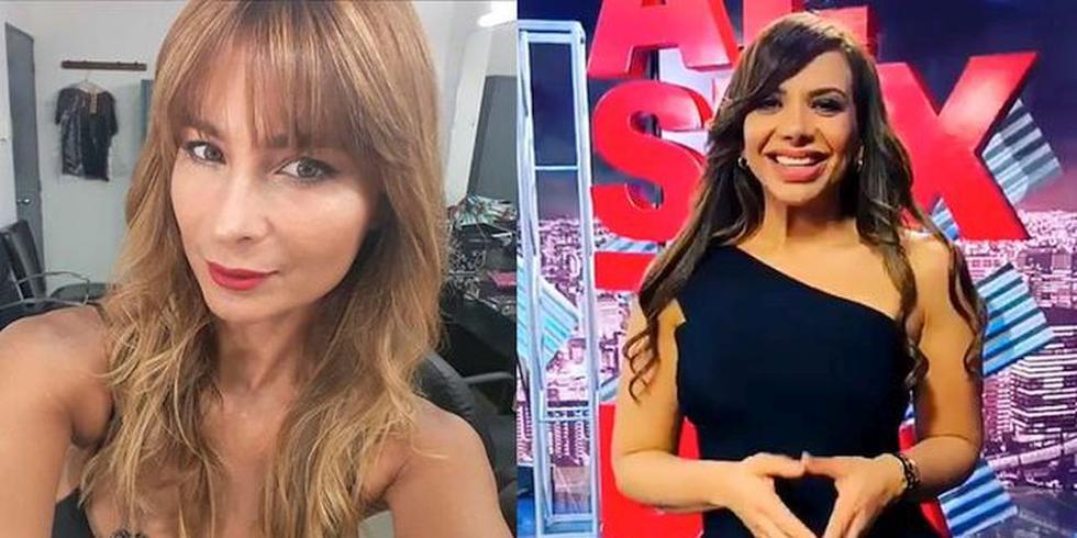 """Olenka Zimmermann lanza duras criticas sobre la nueva temporada de """"Al sexto día"""" y Mónica Cabrejos responde (Foto: Instagram)"""