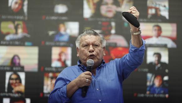 """César Acuña indicó que """"está en manos de las autoridades"""" sancionar a todos los funcionarios públicos que fueron parte del denominado 'vacunagate'. (Foto: GEC)"""