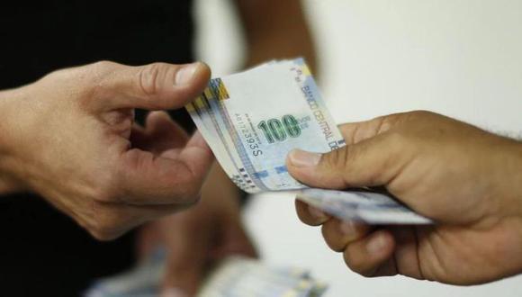 El retiro del 50% del la CTS está dirigido para dos tipos de trabajadores. (Foto: Andina)