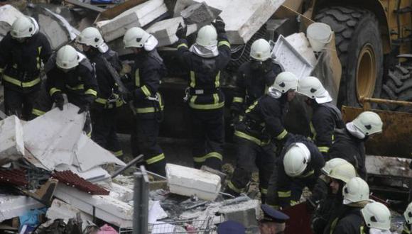 Hay tres posibles causas de esta tragedia en la ciudad de Riga. (EFE)