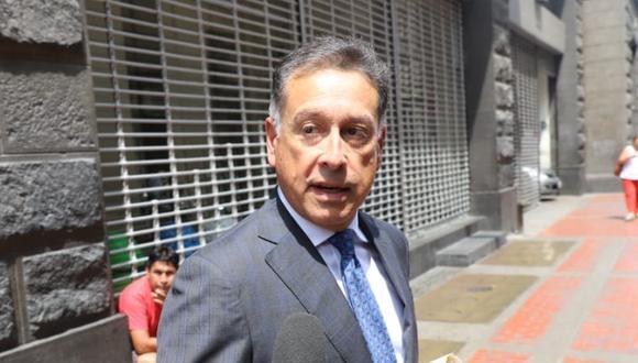Empresario chileno Gerardo Sepúlveda, quien se encuentra en Lima desde el domingo, deberá declarar como testigo en el caso Interoceánica. (Foto: Eduardo Cavero/ GEC)