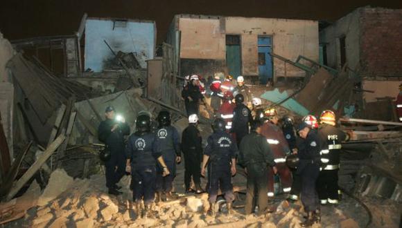 Lima Metropolitana sería epicentro de un terremoto de más de 7 grados. (Perú21)
