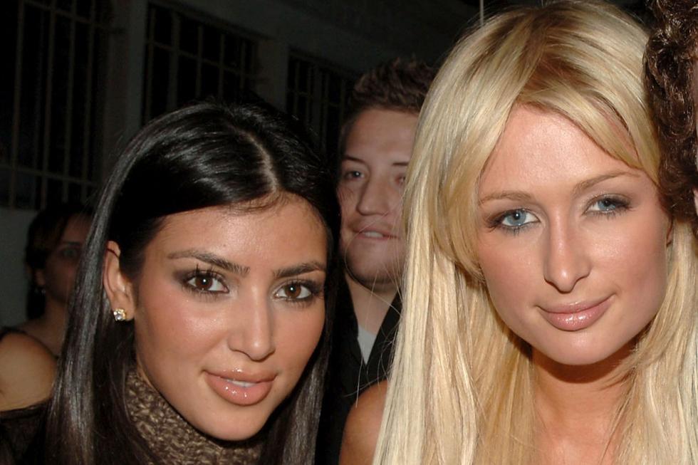 Antes de ser sinónimo de fama, Kim Kardashian era conocida por ser la amiga/asistente/estilista de Paris Hilton en los primeros años del nuevo siglo. (Fotos: AFP/@ParisHilton en Twitter)