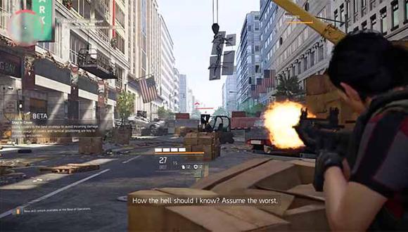 Tom Clancy's The Division 2' llegará el próximo 15 de marzo al PlayStation 4, Xbox One y PC