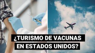 ¿Un extranjero puede vacunarse en los Estados Unidos?