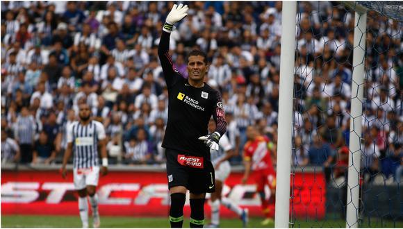 Leao Butrón espera disputar el clásico de Alianza Lima y Universitario. (Foto: GEC)