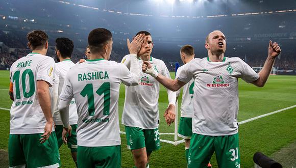 Werder Bremen tiene un duro duelo ante el Borussia Mönchengladbach. (Foto: AFP)