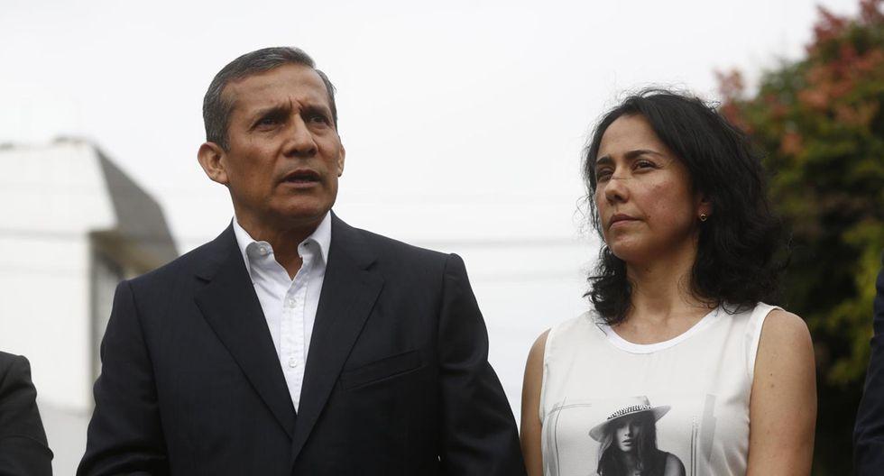 Ollanta Humala Tasso y Nadine Heredia Alarcón son investigados por el presunto delito de lavado de activos por los aportes que habrían recibido de la empresa Odebrecht (Foto: GEC)