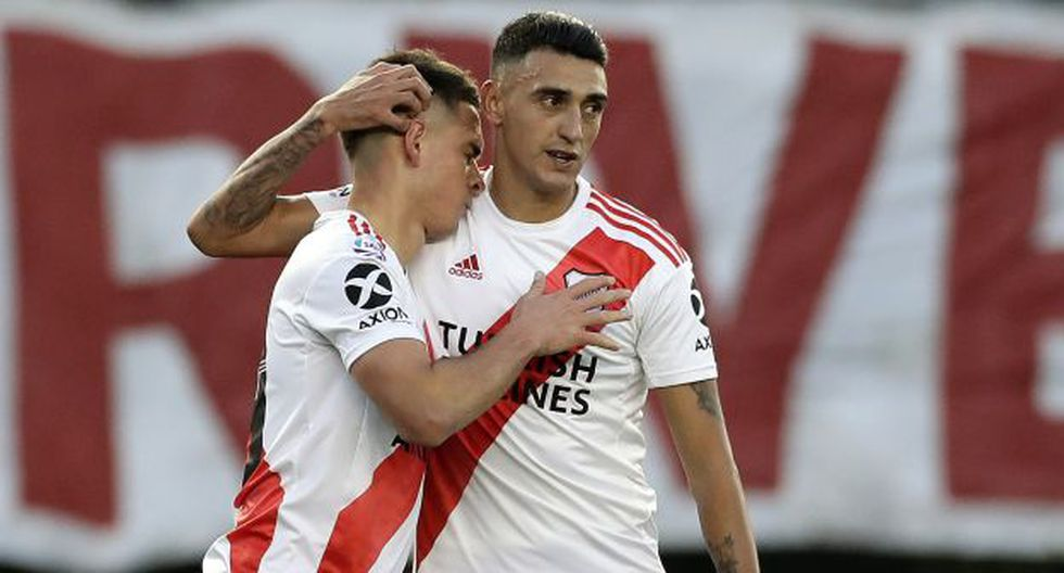 River Plate vs. Banfield: chocan por la fecha 20 de la Superliga argentina. (Foto: AFP)