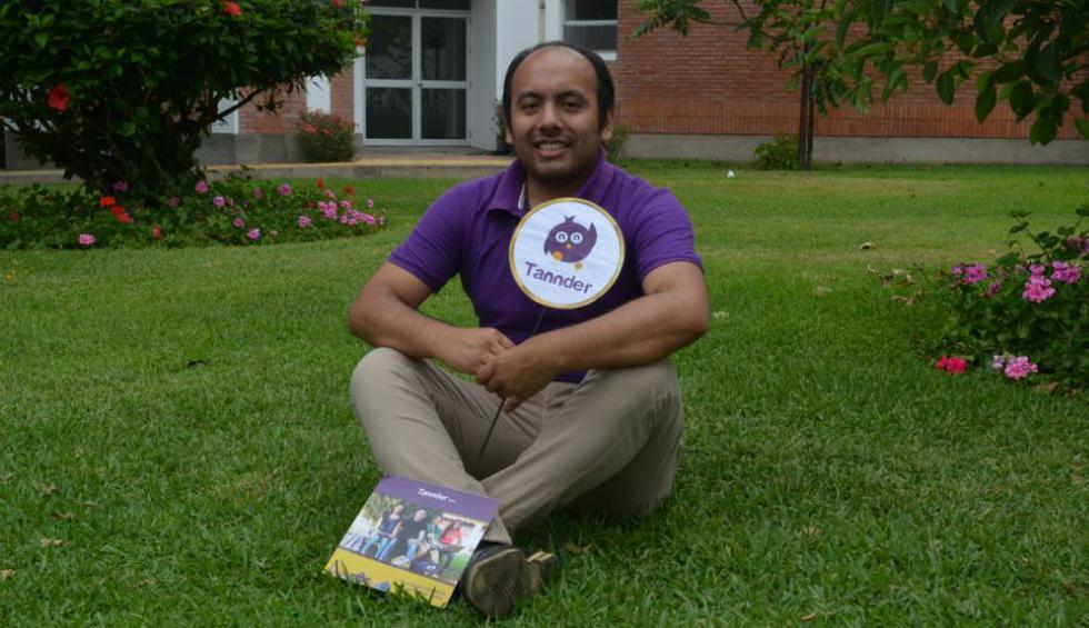 Emprendedor21: Tannder, tecnología educativa