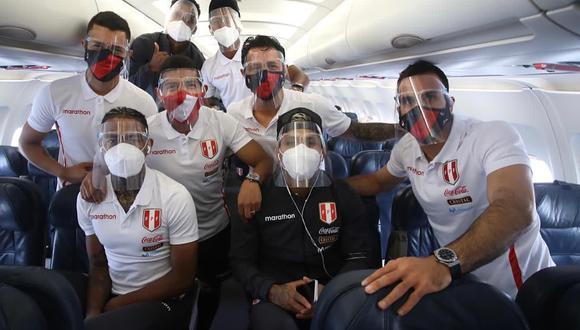 Los integrantes de la selección peruana recibirán las vacunas contra el coronavirus. (Foto: FPF)