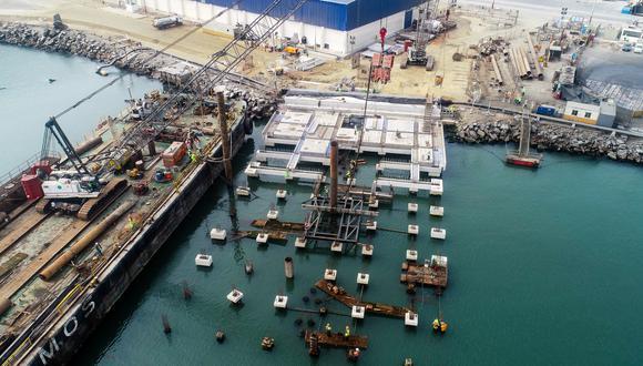 La modernización de este terminal liberteño ha significado un shock de inversiones de S/500 millones, en los primeros tres años de trabajo, señala el columnista. (Foto: STI).