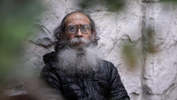 Jorge Villacorta es curador de arte y biólogo. (Fotos: ANGELA PONCE)