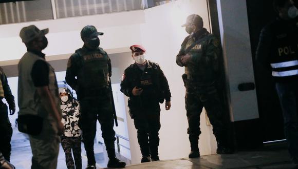 Las investigaciones están a cargo del fiscal Reynaldo Abia. Fotos: César Grados /@photo.gec
