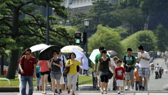 Japón: 30 muertos deja ola de calor y miles de personas buscan tratamientos hospitalarios. (Foto: Archivo / Referencial)