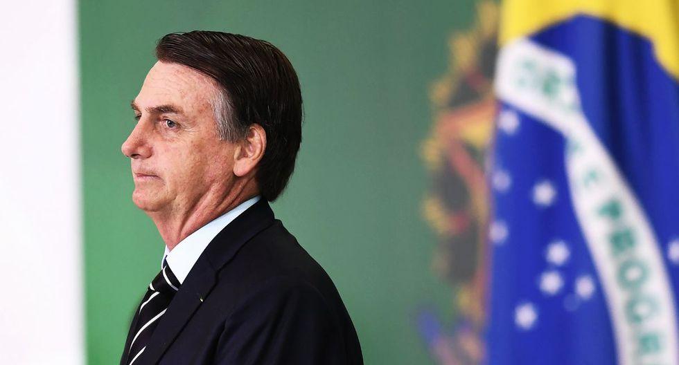 """Brasil: Autoridades regionales acusan a gobierno de Jair Bolsonaro de """"invisibilizar"""" los muertos de coronavirus. (AFP / EVARISTO SA)"""