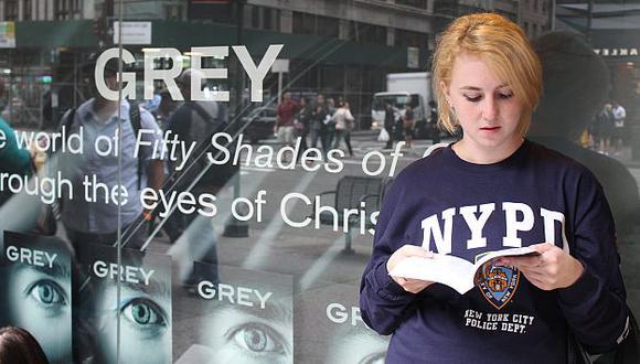 50 Sombras de Grey fue un éxito en las librerías y los cines. (EFE)
