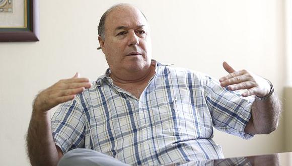 Para Raúl Castro Stagnaro, Susana Villarán no tiene ninguna posibilidad de salir reelecta. (César Fajardo)