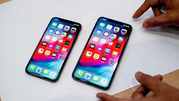 Apple presentó al mercado tres modelos nuevos de iPhone en setiembre. (Foto: AFP)