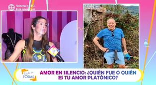 Paloma Fiuza reveló que Raúl Romero fue su amor platónico