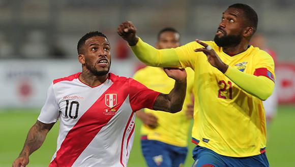 Perú perdió 2-0 ante Ecuador en Amistoso FIFA. Conoce la programación de los próximos partidos internacionales. (Foto: EFE)