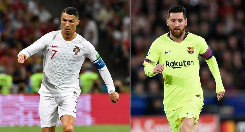 La comparación de Buffon para explicar la rivalidad entre Messi y Cristiano. (Foto: AFP)