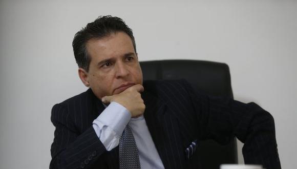 Omar Chehade cuestiona decisión del TC a favor de Humala y Heredia (Mario Zapata/Perú21)
