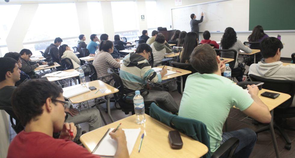 Mayoría de encuestados prefiere la educación privada a la que ofrece el Estado. (USI)