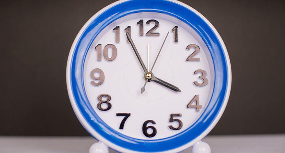 Esto demuestra un nuevo horizonte en la tecnología en el que el tiempo se encuentra en la dirección contraria a la que siempre ha fluido. (Getty Images)