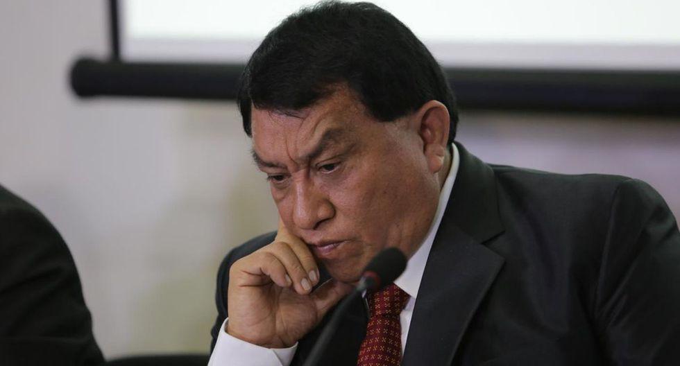 José Luna se apartó temporalmente del partido que fundó. (Foto: GEC)