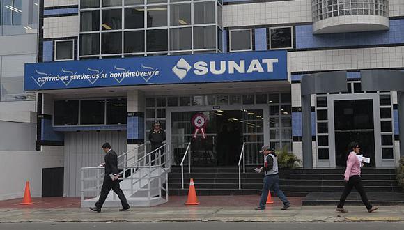 Sunat detectó masiva evasión de impuestos. (USI)