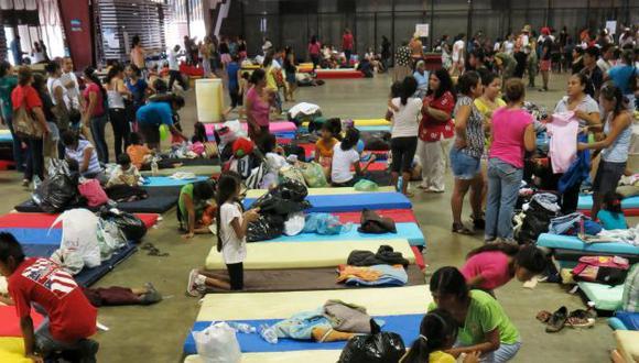 Más de 200 mil afectados. (AP)