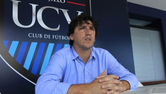 Jean Ferrari dejó de ser gerente deportivo de César Vallejo. (USI)