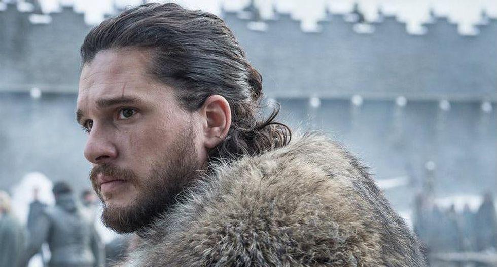 Jon Snow se encontrar en una encrucijada en la nueva temporad a de la serie. (Foto: HBO)