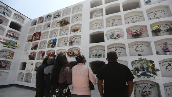 El Perú registra más de 180 mil muertos por COVID-19. (Foto: El Comercio)