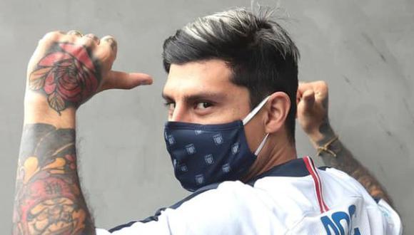Patricio Rubio reforzará el ataque de Alianza Lima tras las salidas de Adrián Balboa y Federico Rodríguez. (Foto: Alianza Lima)