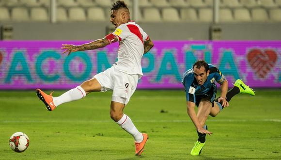 Paolo Guerrero juega actualmente en el Inter de Porto Alegre. (Foto: El Comercio)