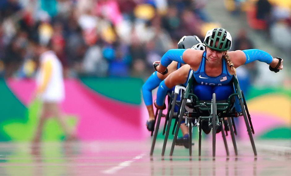 Los Juegos Parapanamericanos Lima 2019 van llegando a su final. (Foto. Hector Vivas / Lima 2019)