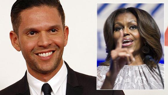 Michelle Obama. Univisión despidió a presentador por comentario reprobable. (AFP/AP)