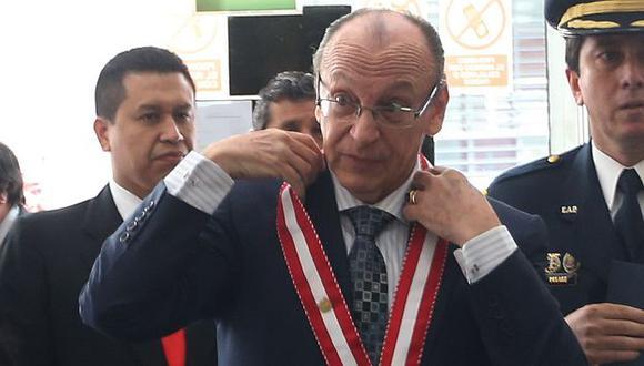 José Peláez: CNM le abre investigación preliminar por caso Sánchez Paredes. (Fidel Carrillo)